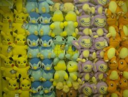 Gotta catch about 49 of them. by HeatherWhat