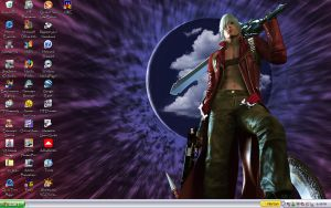 Dante Desktop by KingLegato