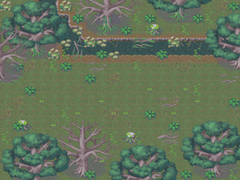 Murky Forest Battleback for RPG Maker XP by TheStoryteller01