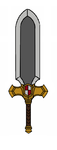 Elsword Royal Knight Sword Concept by todsen19