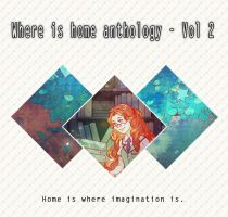 Preview - Where is home anthology - Vol 2 by Luciana-Lu