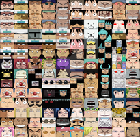 One piece cubeecrafts by hollowkingking