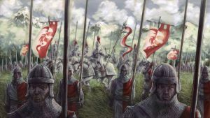 Rendall's army by jonsmith512