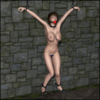 Amazon Slave by LordSnot