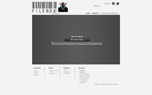 Hitman's Own File Sharing Site by kachan64