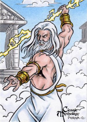 Zeus - Classic Mythology