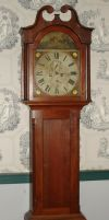 Grandfather clock by racehorse87-stock