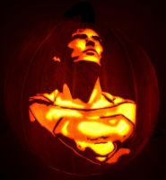 Superman by pumpkinsbylisa