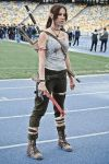 Lara Croft cosplay - WeGame 3 by TanyaCroft
