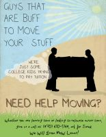 Need Help Moving? by chase009