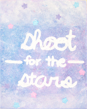 Shoot for the Stars by Sugary-Stardust