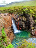 Way to the fairy pools by Lykorias