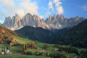 Dolomites II by Osiris81