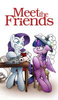 Meet The Friends by Conicer