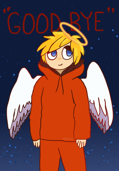 Good Bye... Kenny by OfficialEmzily