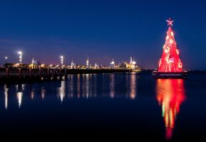 Christmas in Geelong by DanielleMiner