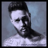 Billy Huxley by SpikeJones67