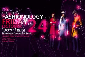 Fashionology Flyer by TheLRD