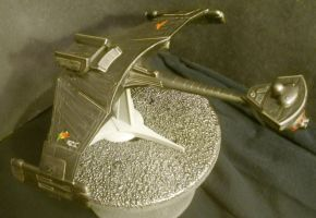 """Klingon """"Deathbird"""" One by Roguewing"""