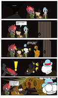 Rio and Ilkka A Video Game moment 06 by Droll3