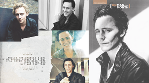 Tom Hiddleston Wallpaper by idennas