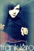 Guitar Iero by irunfree