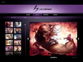 Website Design v2 by PatrickBrown