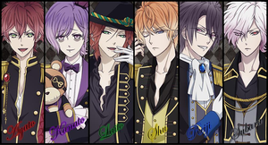 Diabolik Lovers by Daianna25