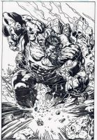 Hulk Smash by CharlesHdez