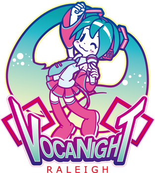 VocaNight Raleigh by mandichan