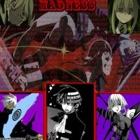 Soul Eater~ MADNESS! by AnimeNightFall3
