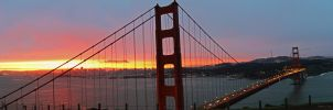 Golden Gate Bridge by MJWarePhotography