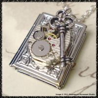 Steampunk Locket 5 by SoulCatcher06