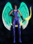 Wavekite  by DeeDee 2013 - CoXso/Commission by DeeDeeProductions
