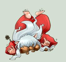 Comish - FC - Inuyasha by oneoftwo