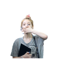 Taeyeon PNG by Hwang Juliet by HwangJuliet