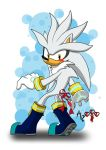 Gift - Silver the Hedgehog by AR-ameth