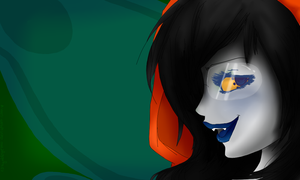 God Tier Vriska by roxyabbyelmo
