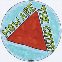 How are the chips? Sticker by ZaezarDraws