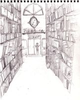 The Bookstore- WANT CRITIQUE by Peter-the-Fisherman
