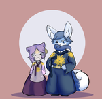 STM:: Hanbok by Colatechi