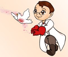 chibi medic (red team) by wowmom-penemily
