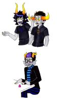 hOrNs. wHaT aRe ThEy EvEn FoR by Nightcat06
