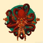 Tentacle Trouble by williamtoll