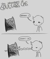 Soul-less Cas 38 by musicalirony
