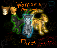 +power of three WIP+ by min-mew