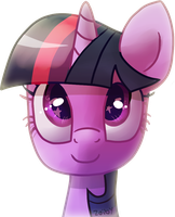 Hello Twilight Sparkle by Zoiby