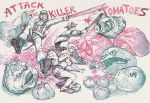 attack of the killer tomatoes by crispawn