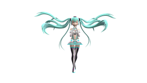 MMD - The reason my computer now slows down by MeiTakahashi