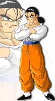 Yamcha AF by ruga-rell